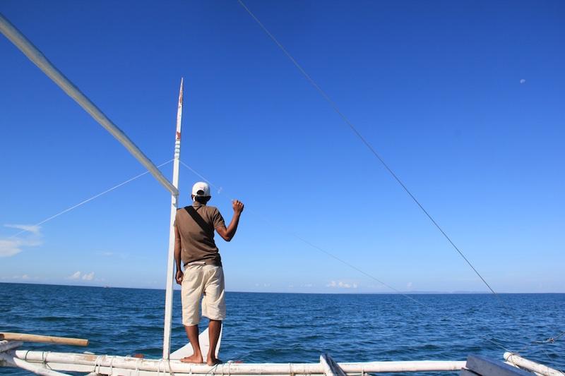 Donsol Fisherman