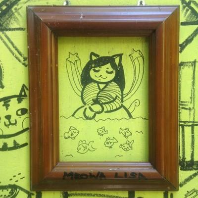 Meowsa Lisa