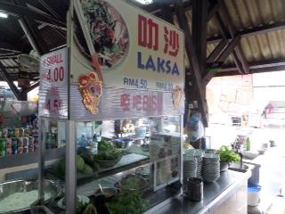 Laksa Stall