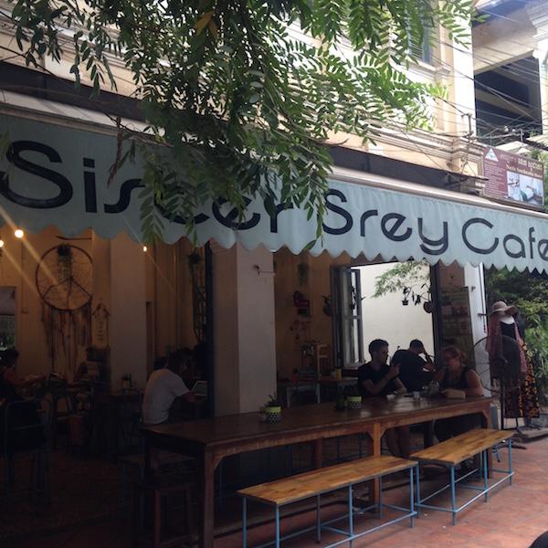 Sister Srey Cafe