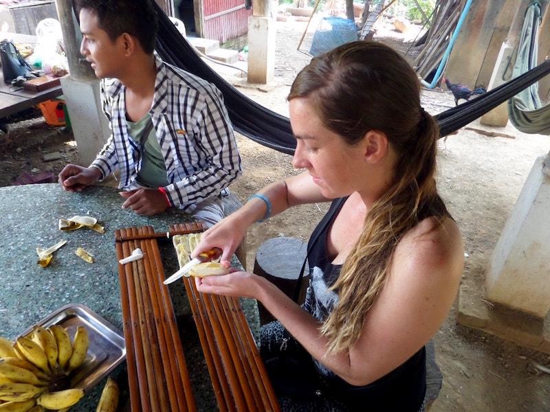 Learning_how_to_dry_Bananas_Cambodia