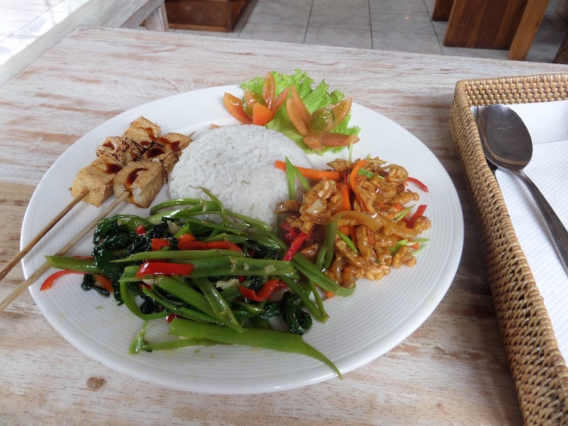 Vegan-Food-Ubud
