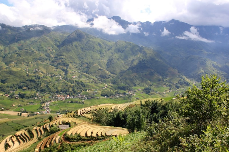 Views of Sapa