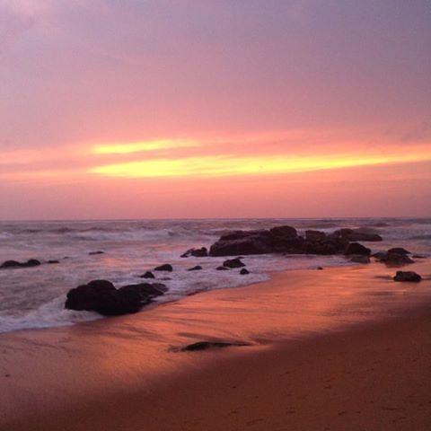 Sri Lankan Sunsets
