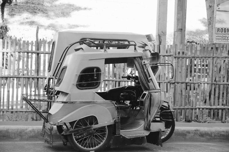 Auto-Rickshaw, Donsol, Philippines