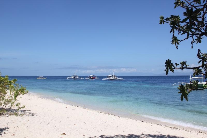 Balicasag Island Beaches