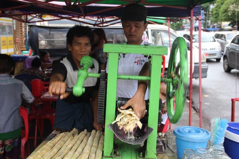 Sugar Cane Jiuce