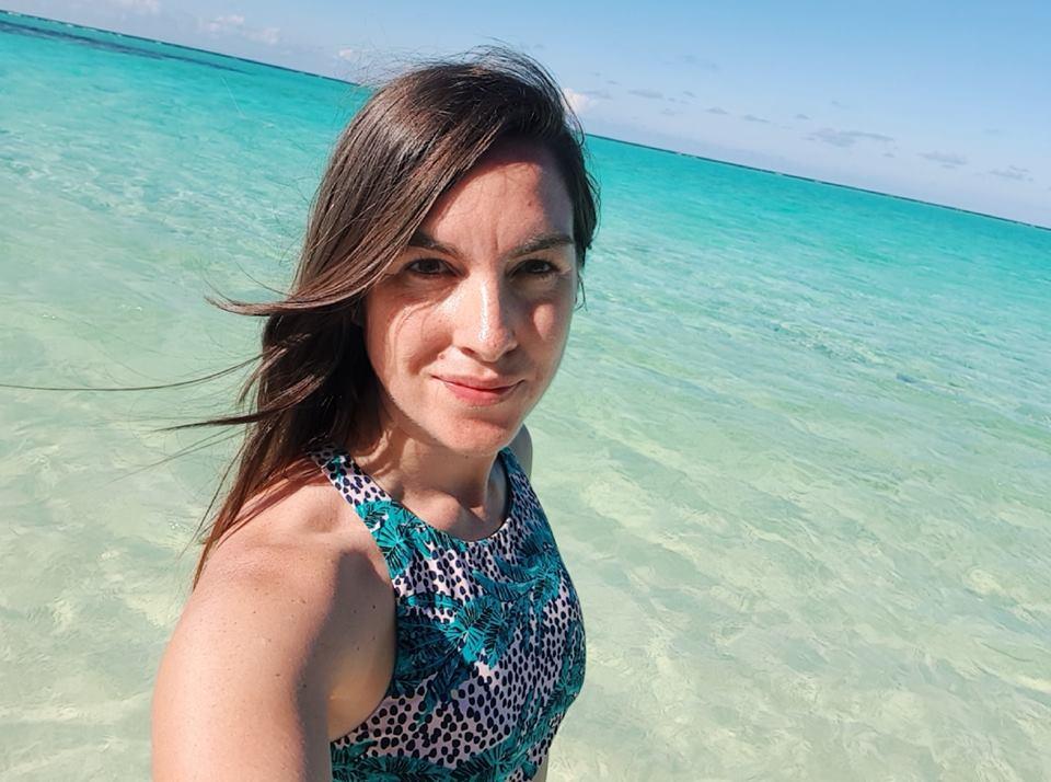 thoddoo-beach-selfie