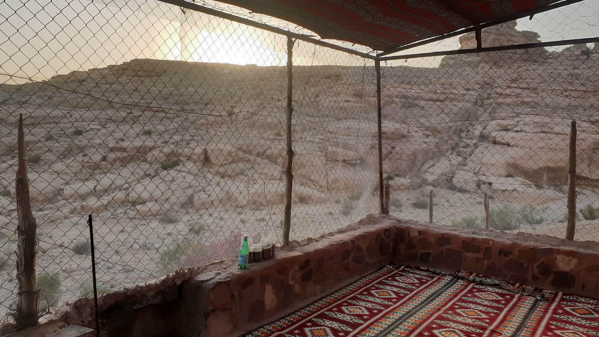 Bedouin-cave