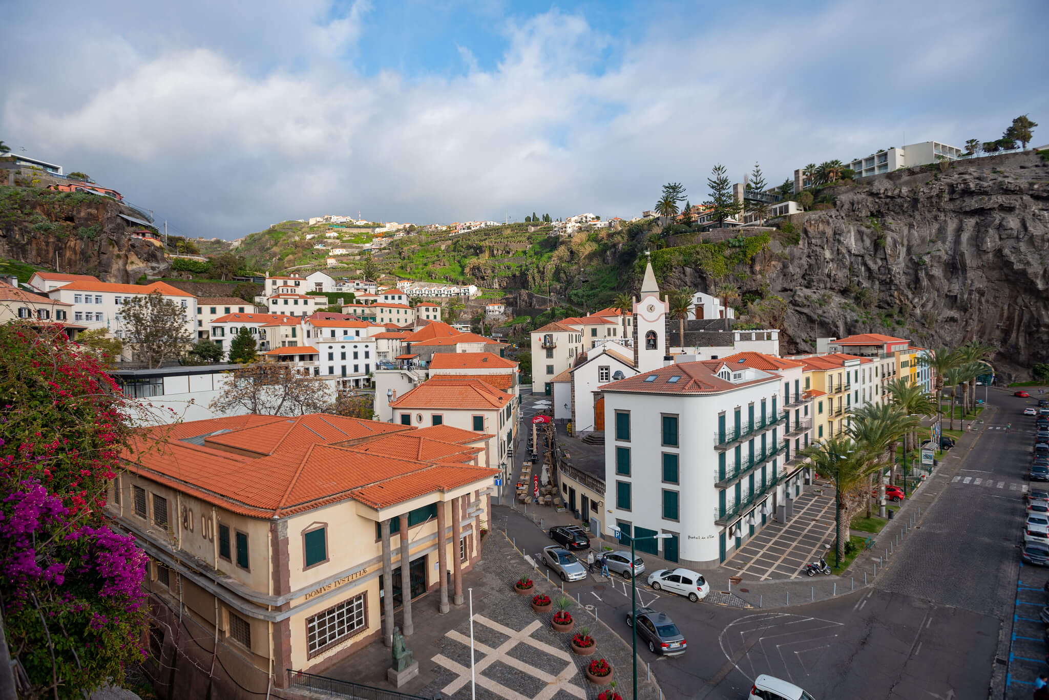 Picture of Funchal, Madeira's capital city